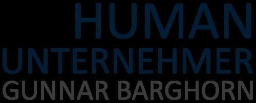 Humanunternehmer - Gunnar Barghorn